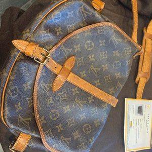 Louis Vuitton Other - Authentic Louis Vuitton Saumar